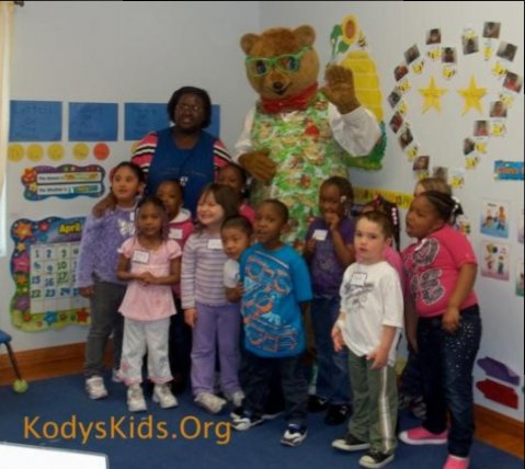 Another great class from Cool Spring Head Start
